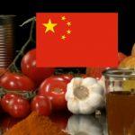 Mogelpackung Herkunft von Lebensmitteln!  Noch mehr hochbelastete Lebensmittel aus China?