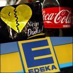 Kampf der Giganten! EDEKA legt sich mit Coca Cola an - demnächst keine Coca Cola mehr im Regal?