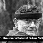 """R.I.P.  """"Sir Vival"""" Rüdiger Nehberg"""