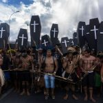 """Amazonas, die Lunge unseres Planeten wird für das """"weiße Gold""""gerodet und Indigene werden ermordet! - For sugarcane - destruction of the Amazon rainforest and indigenous people murdered"""