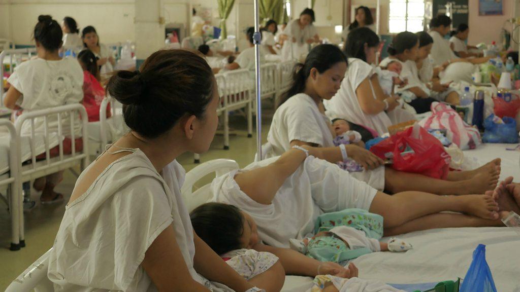 Die Babyfabrik der Philippinen – Babys werden auf Instagram, Facebook und anderen Kanälen verkauft
