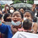 Indigene Gemeinden marschieren für Gerechtigkeit ein Jahr nach der verheerenden Ölpest im Amazonas- Indigenous Communities March For Justice A Year On From Devastating Amazon Oil Spill