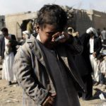 Kinder sterben, damit Rüstungskonzerne Gewinne machen können- The global arms trade is booming-How Children in Yemen Became Collateral Damage
