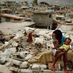 """Die vergessenen Menschen von Haiti - nach schockierenden Berichten über Hilfsorganisationen """"Sex für Hilfe"""" nach Erdbeben 2010 - erschüttert erneut ein schweres Erdbeben Haiti"""